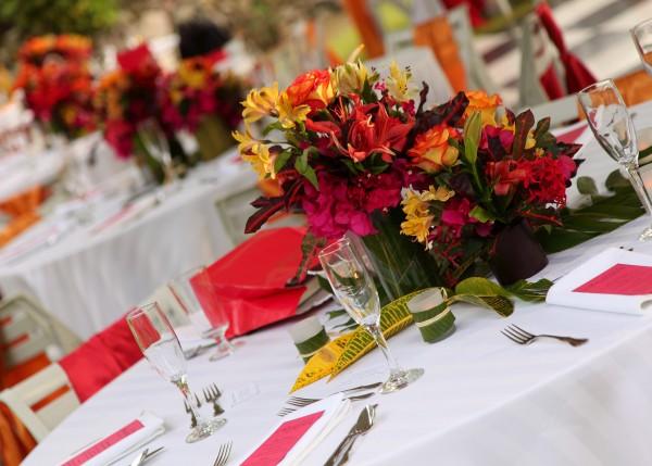 Anderson Table Arrangements