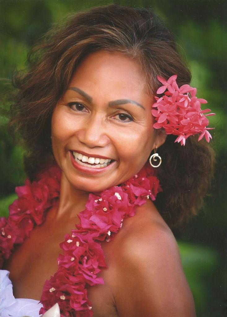 Gloria Powell St Croix Wedding Florist