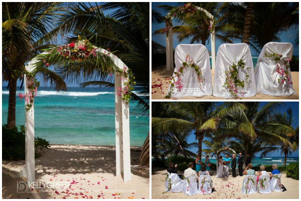 Beach-Wedding- Arch