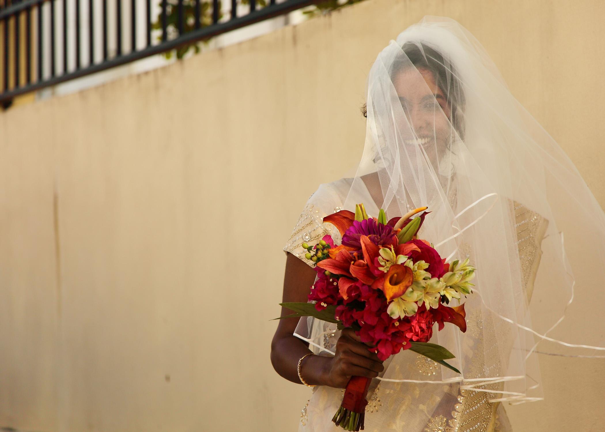 Anderson: Bridal Bouquet