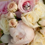 Romantic Pink St Croix Wedding Flowers. Images by www.kellygreerphotographer.com