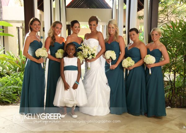 Williams: Bridal Party